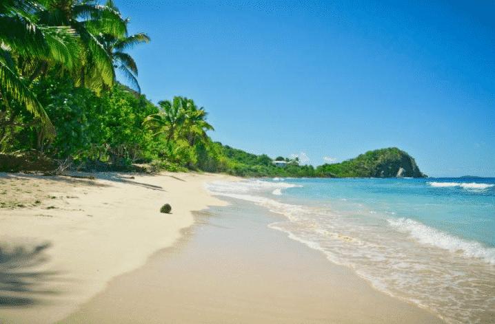 sailing vacation caribbean