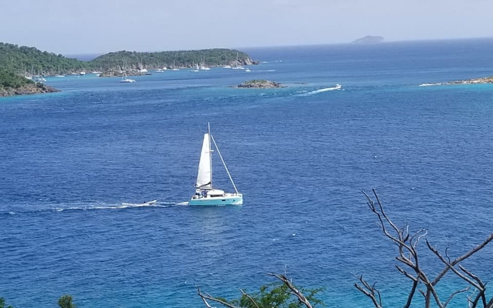 Day Sail Only Floating Spa & Massage Yacht in Virgin Islands