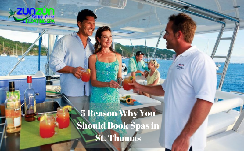 Tips for Hiring the Best Yacht Charter in St. Thomas
