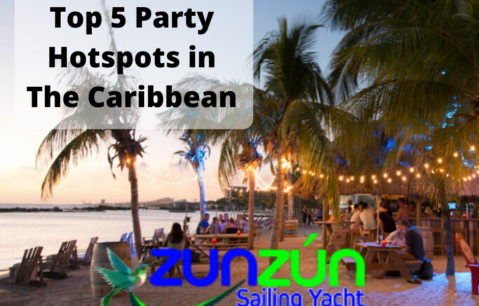 Top 5 Party Hotspots in The Caribbean