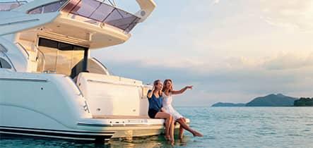 ZunZun Yacht Charter service