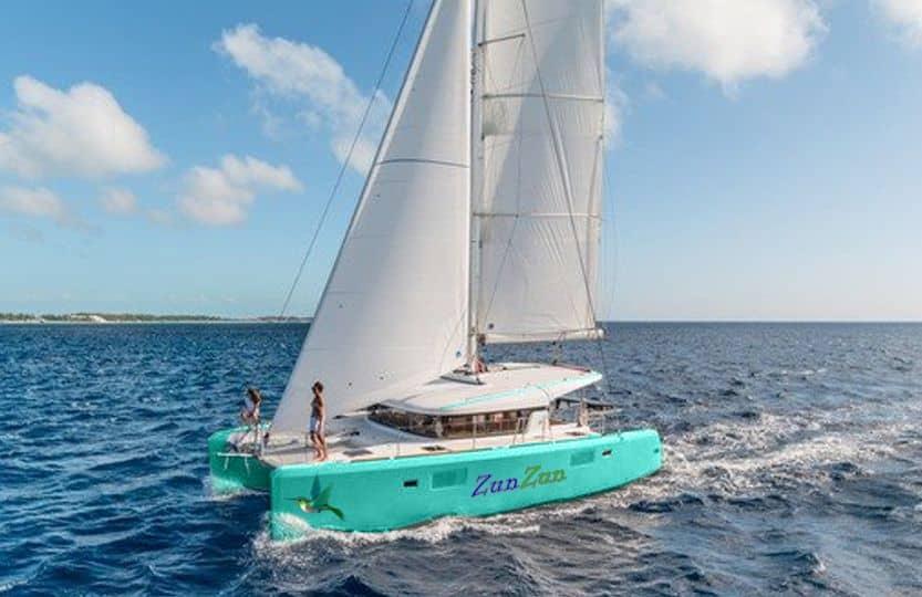 zunzun caribbean sailing yacht